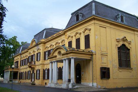 Marcali kórház (Széchenyi kastély) eredeti fotó