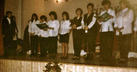 Óvodások szüleinek előadása 1997.karácsonyán