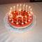 Születésnapi túrótorta