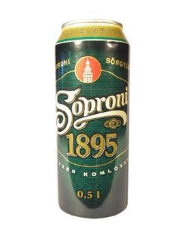 Soproni sör 1