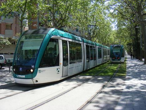 Barcelonai villamos