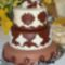 Emeletes csokitorta