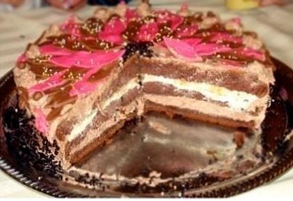 banános-csokis-torta