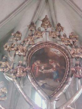 Jézus családfája az apostolokkal Gyöngyöspatán 3