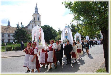 Szűzanya búcsú Gyöngyös 2008. 13