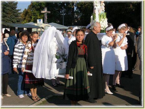 Szűzanya búcsú Gyöngyös 2008. 36