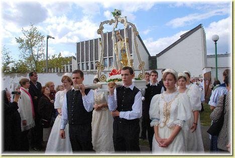 Szűzanya búcsú Gyöngyös 2008. 4