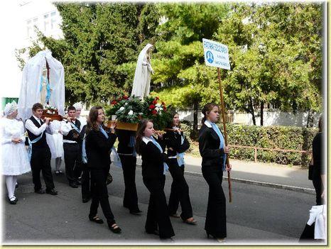 Szűzanya búcsú Gyöngyösön 2008 5