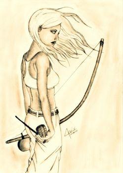 capoeira_girl_ii_by_youalleverybody