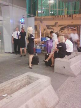 Az 1-es terminál 2010. nyarán 2