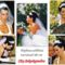 Hajhosszabbítás, hajdúsítás menyasszonyi kontyhoz
