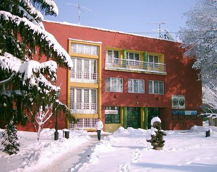 A művelődési ház