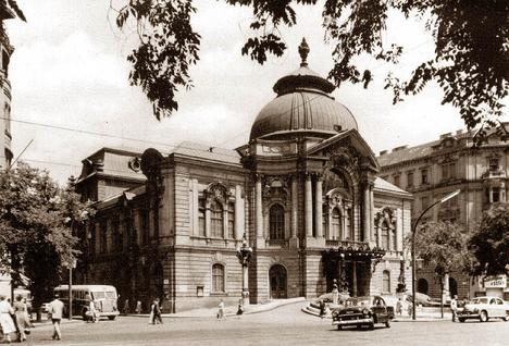 Budapest anno -Vígszínház