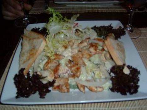 Cézár saláta4
