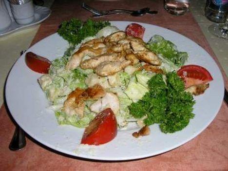 Cézár saláta6