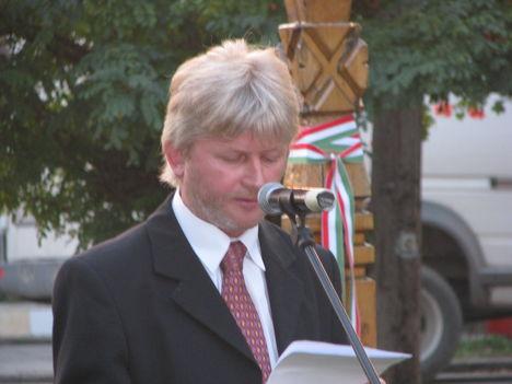 Dr. Biernacki Karol levéltár igazgató