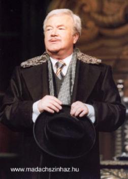 Gálvölgyi János színházban