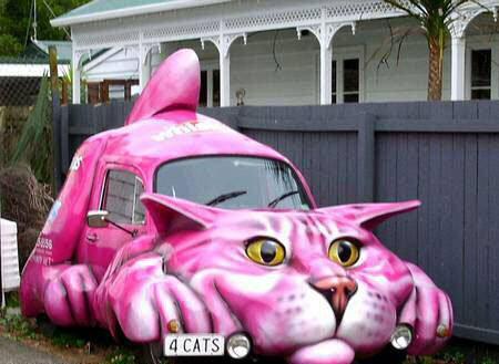 Macskamobil