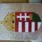 magyar címer, saját kezűleg