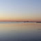 Naplemente az Elba torkolatánál