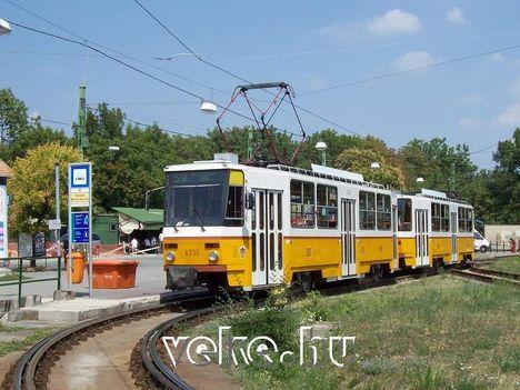 Tatra T5C5K villamos