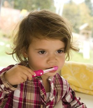 szájápolás gyerekkorban 1