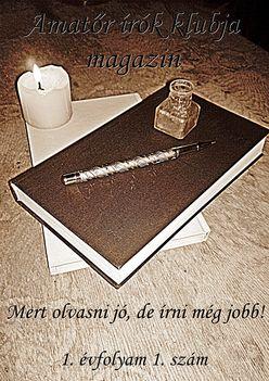Amatőr Írók klubja Magazin 1.szám