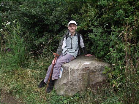 Csíkos (stuller) kőnél