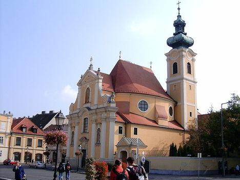 Győr_Karmelita templom
