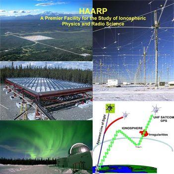 Alaszkai HAARP állomás