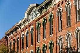 Egy Nashville-i történelmi épület