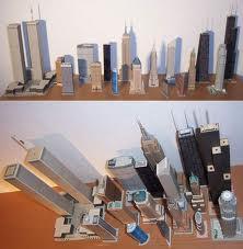 Egyre magasabb felhőkarcolók
