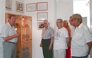 Gyulai rádió múzeum megnyitója 2003-ban