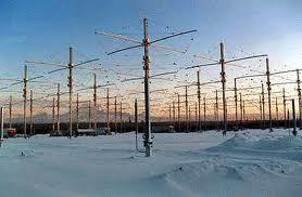 HAARP antennamező Alaszka