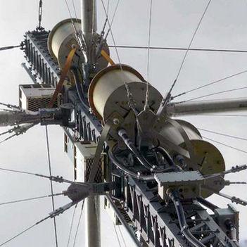 HAARP antennarészlet