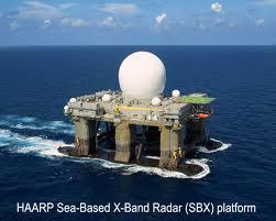 HAARP tengeri röntgenradar állomás