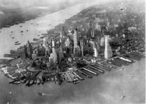 Manhattan 1931-ben
