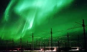 Rádiófrekvenciás antennaállomás Anchorage Alaska