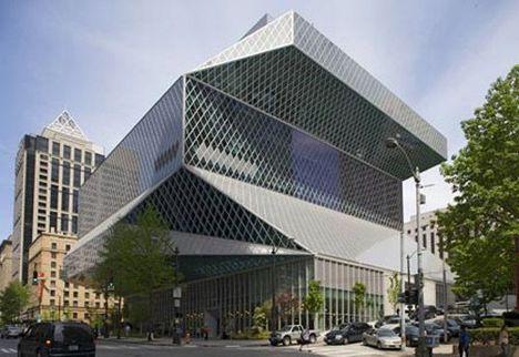 Seattle Központi Könyvtár