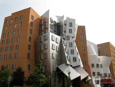 Stata Center Cambridge, Massachusetts