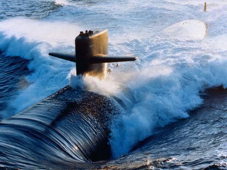 amerikai tengeralattjáró