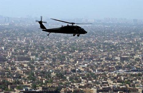 Iraki rombolás