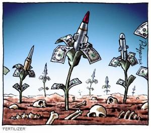 Katonai segítség plántálása gazdasági profitit hoz az USA-nak