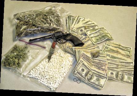 Közép-amerikai drogútvonal ellenőrzése