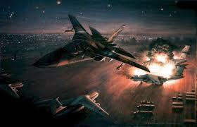 Líbia bombázása
