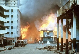 panamai behatolás 1989