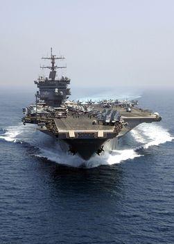 Repülőgép anyahajó a világ tengerein
