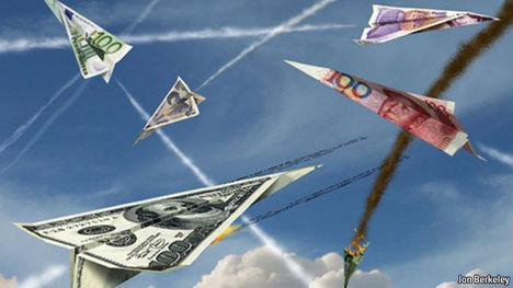 Valutaháború pénzteremtésre