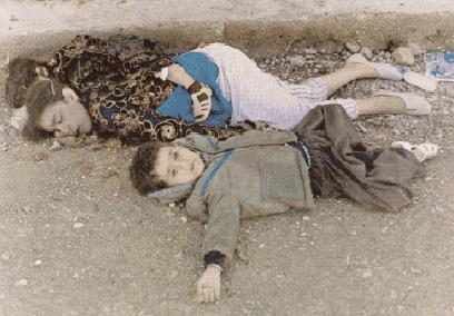 Vegyiháborút is vívott az amerikai hadsereg Irakban