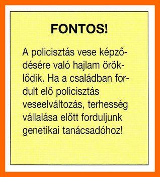 CISZTÁS VESE. 7